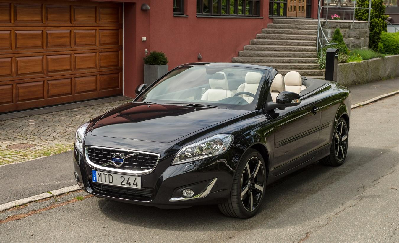 Volvo C70 Convertible >> Volvo C70 Convertible C70 1997 2013 Volvo Cars Global