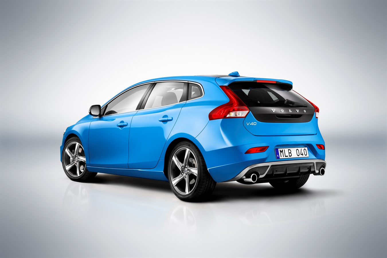 Volvo V40 Model Year 2014 Volvo Cars Global Media Newsroom