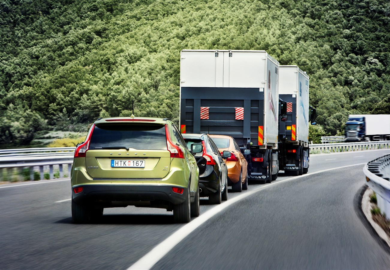 Volvo Car Corporation Concludes Following The Sartre Project