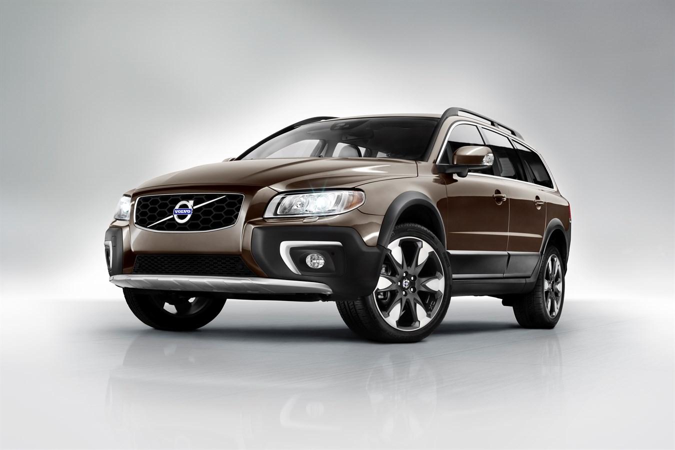 2020 All Volvo Xc70 History