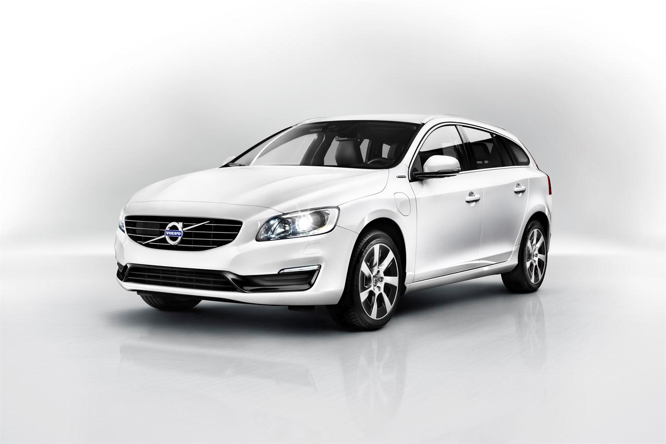 Volvo V60 Plug-in Hybrid – model year 2014 - Volvo Car Group Global