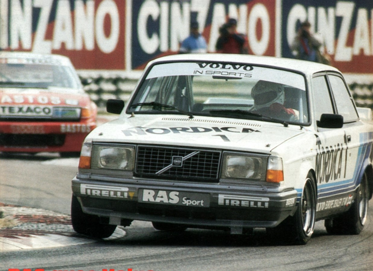 Volvo Cars Motorsport History Reflected At Techno Classica