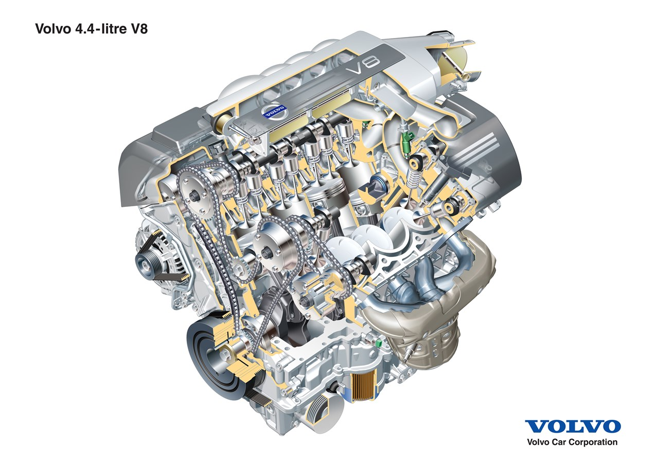 volvo xc90 v8 price aims at the heart of the luxury suv market rh media  volvocars com 2004 volvo xc90 t6 engine diagram