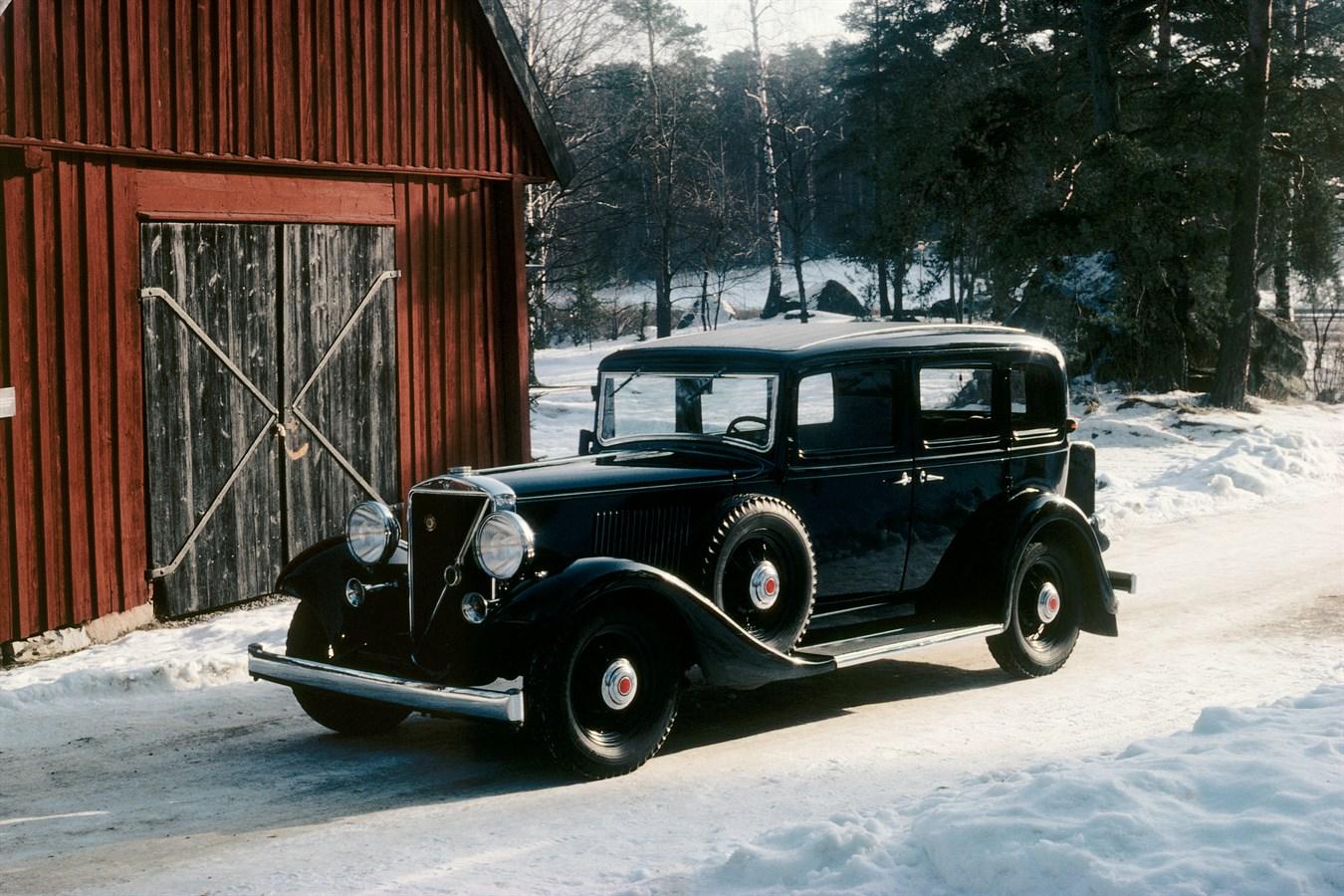 Volvo PV 654