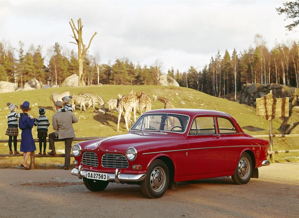Volvo 122 S (Amazon)