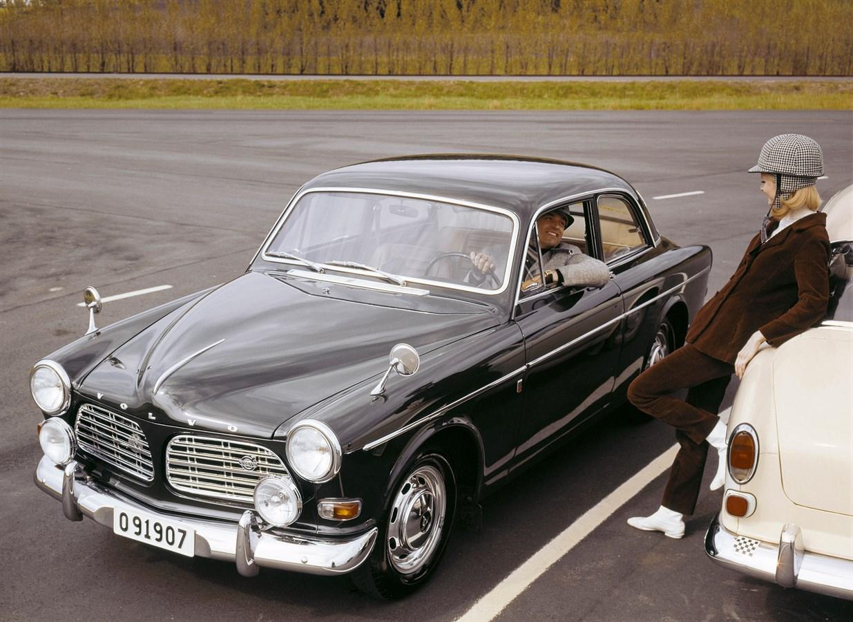 Volvo 123 GT (Amazon) - Volvo Car Group Global Media Newsroom