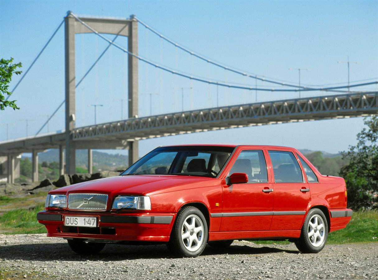 Volvo 850 GLT