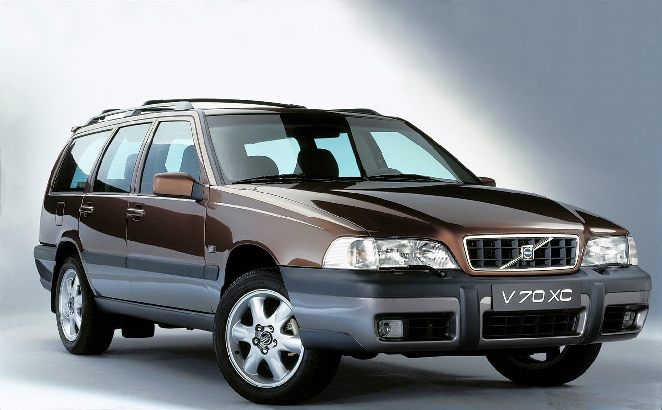 Volvo V70 XC - Volvo Car Group Global Media Newsroom