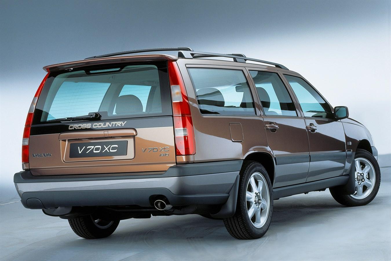 Volvo v70 xc cross country