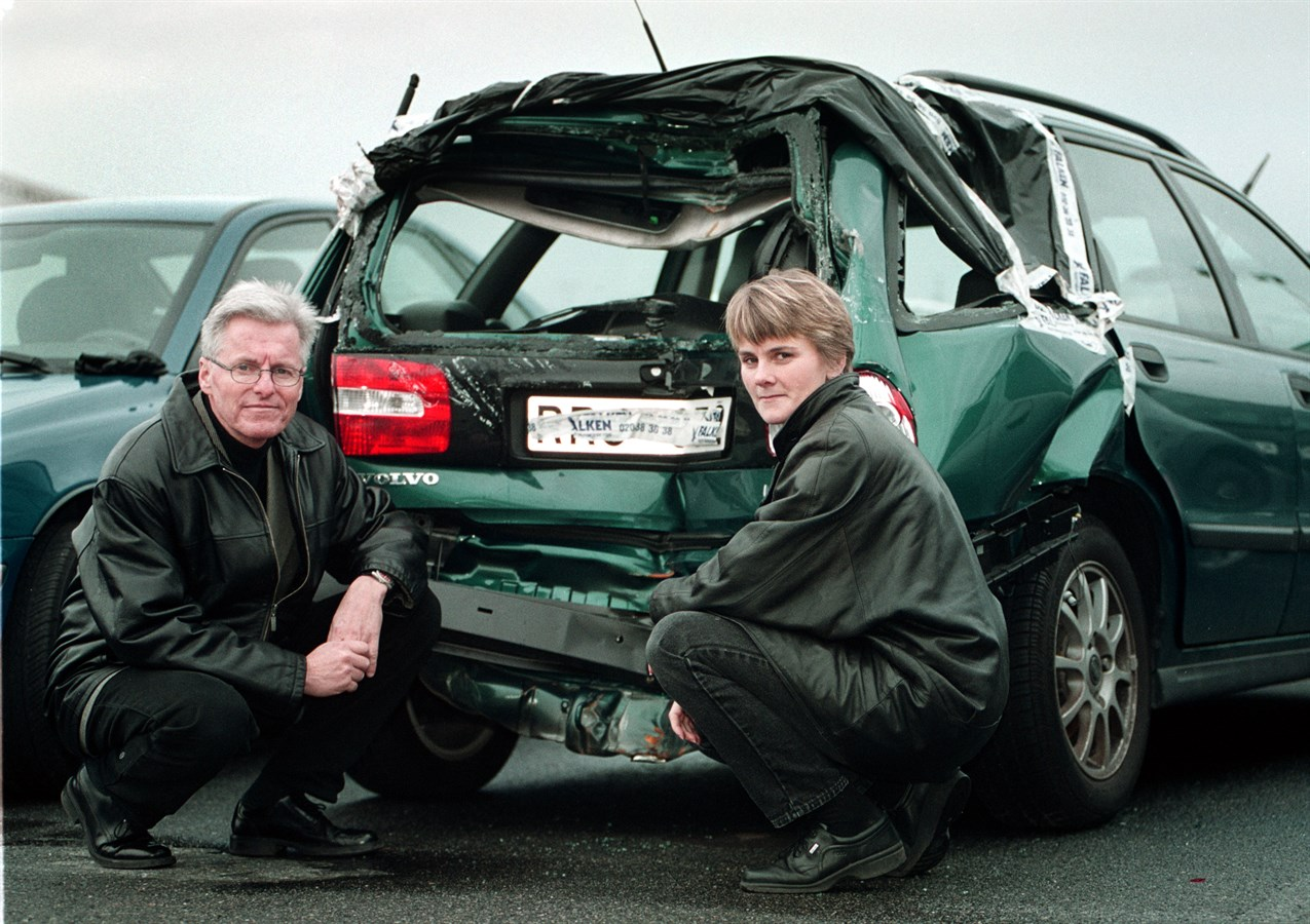 The Volvo Traffic Accident Research Team - gathering know-how that saves lives - Volvo Car Group ...