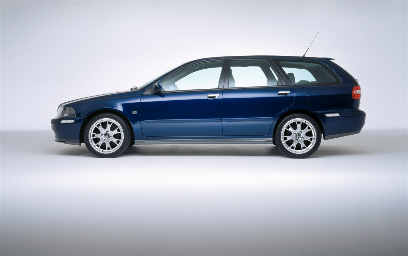 Volvo S40 and V40: New Limited Edition Sports Pack - Volvo Car Group Global Media Newsroom