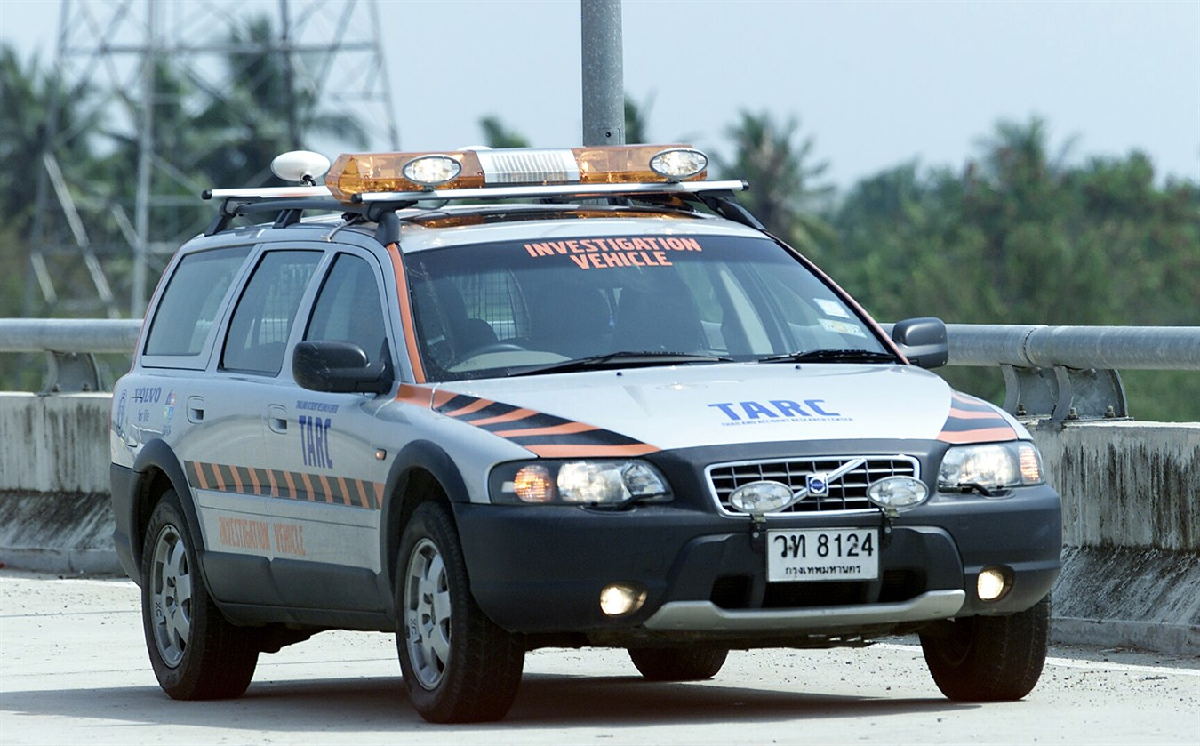 Volvo Cars accident research commission gathers knowhow that saves