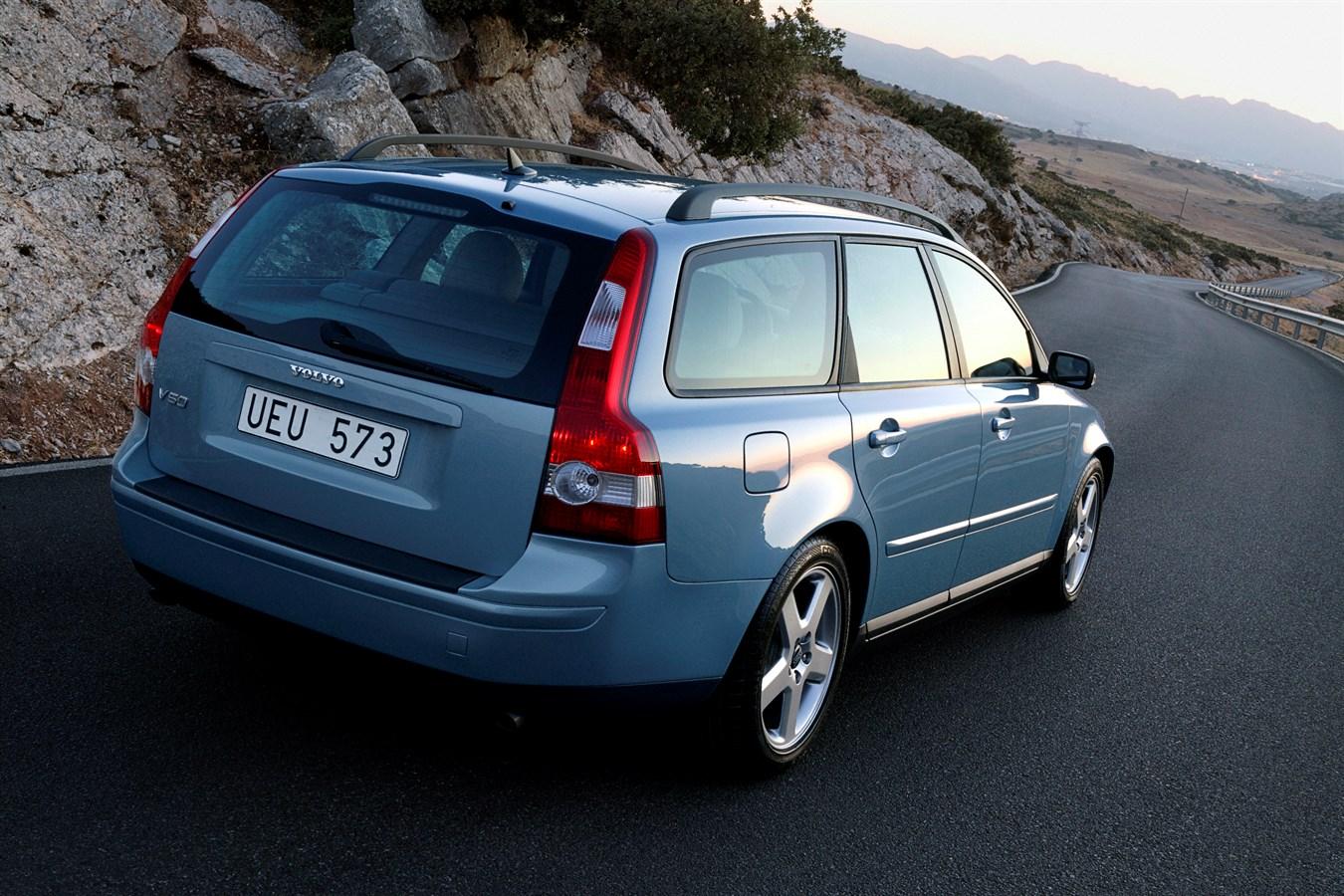 Volvo V50 - Volvo Car Group Global Media Newsroom