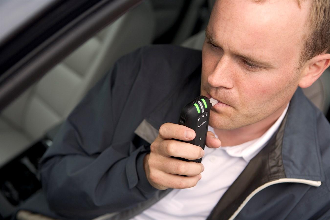 Volvo Cars Alcoguard
