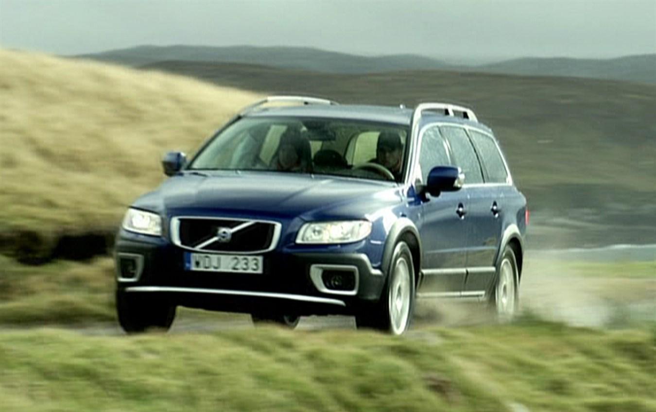 Volvo XC70, Model Year 2009 - Volvo Car UK Media Newsroom