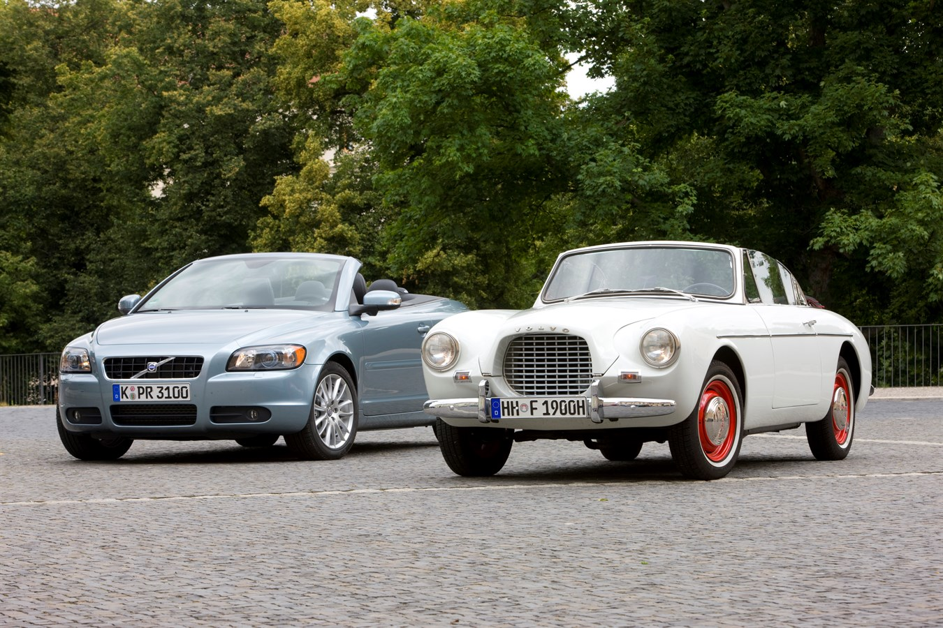 50 years of Volvo Cars in Germany
