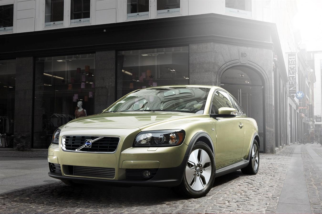 Set de Car Shades compatible avec Volvo C30 3 portes 2006