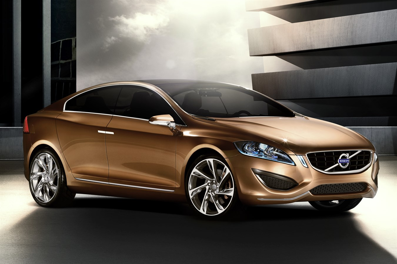 Short Version An Early Christmas Present From Volvo Cars A Glimpse Of The Next Generation S60 Car Usa Newsroom