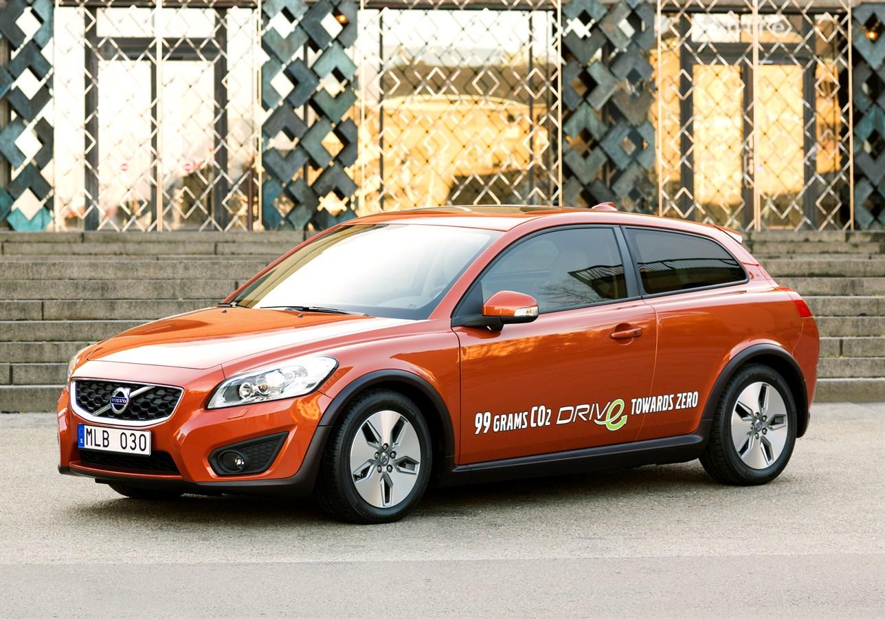 New Volvo C30 Volvo Car Uk Media Newsroom