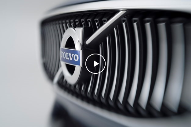 Volvo Concept Coupé - Studio footage (without music)