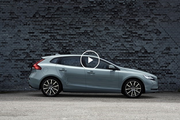 Volvo V40 - Facelift Reveal Film