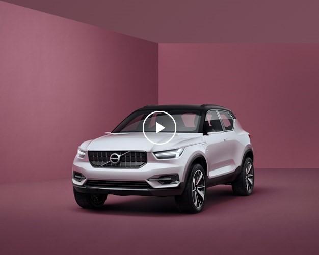 Volvo enthüllt Concept 40.1 und 40.2