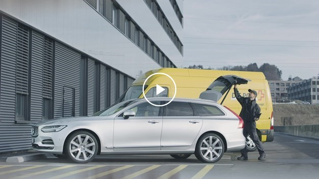 Volvo CH In Car Delivery - FR