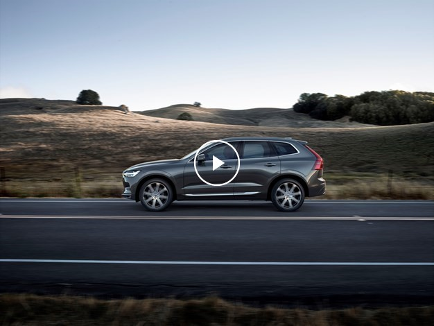 The new Volvo XC60 - Driving footage