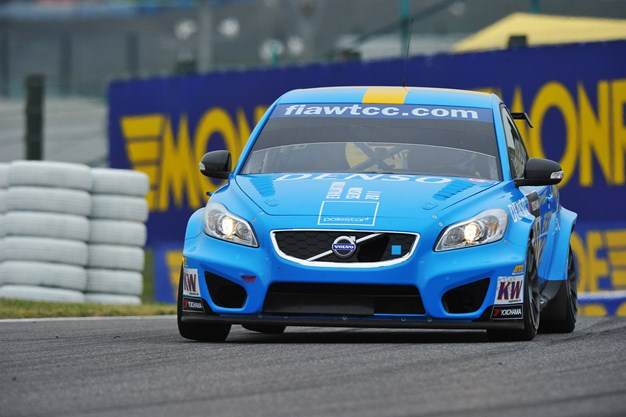Volvo Polestar Racing enters WTCC races in Shanghai with Thed Björk