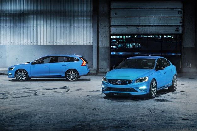 The new Volvo S60 and V60 Polestar are here: world debut for a new Volvo V60 engineered by Polestar