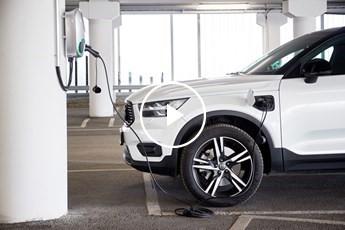Kreislaufwirtschaft bei Volvo Cars