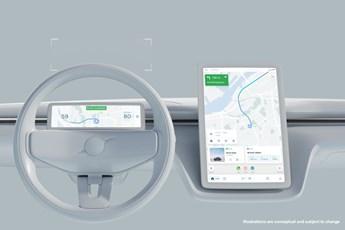 Volvo Cars Tech Moment - vernetztes Nutzererlebnis