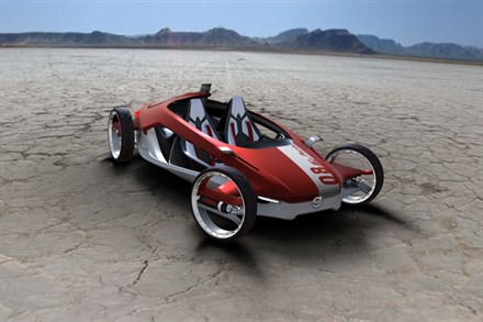 Volvo Air Motion Concept (04:09) (with speaker text)