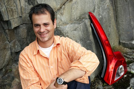 Volvo Cars designer compromises with passion