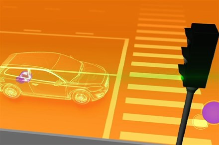 Volvo Car Corporation, Animation, background music sound, no speaker and no text (0:36)