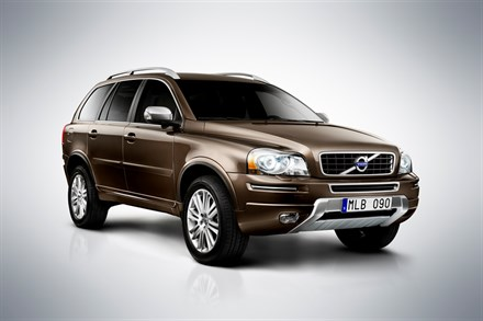 Volvo Car Corporation updates the iconic XC90