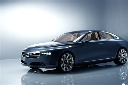 Volvo Concept You - Exterior footage (Video Still)