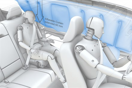 World Traffic Safety Symposium Awards Volvo Cars For Innovative Child Booster Cushion System