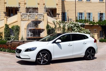Volvo V40 Langfassung MY 2014 - Volvo Car Austria Pressezentrum