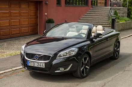 VOLVO C70 CONVERTIBLE/C70 (1997-2013) - Volvo Car UK Media ...