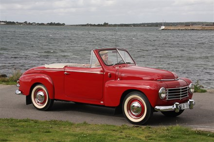 « VOLVO - UNE PASSION », THEME DU 25e SALON TECHNOCLASSICA