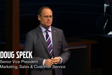 Volvo Cars press conference at the 2013 Geneva Motor Show