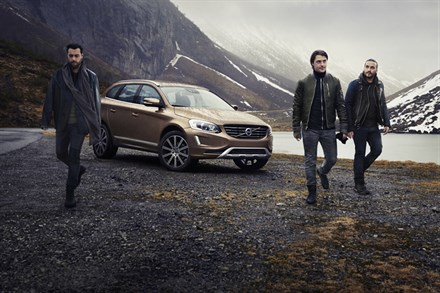Volvo Cars teams up with Swedish House Mafia members