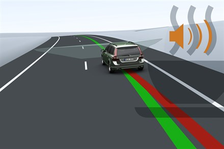 Volvo Cars introduces new systems for alerting tired and distracted drivers
