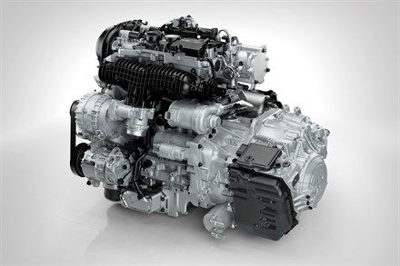 Volvo Cars' new Drive-E powertrains - efficient driving pleasure with world-first technologies