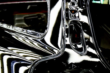 Manufacturing - production of Volvo cars 2007