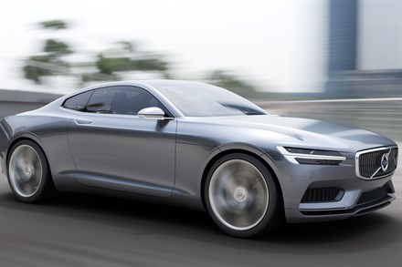 Volvo Car Group at the 2013 Frankfurt Motor Show: Concept Coupé and Drive-E powertrains introduce the new Volvo Cars