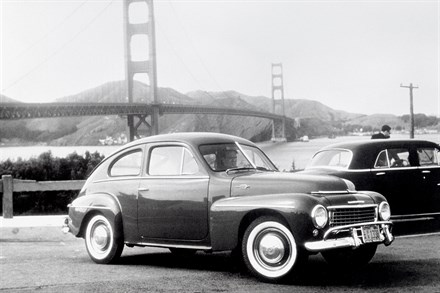 Volvo's Car Exports to the USA Over 50 Years