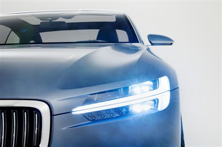 Volvo Cars press conference at the 2013 Tokyo Motor Show