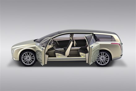 Volvo's Versatility Concept Car - Combining high performance with low fuel consumption